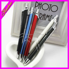 2015 Fashion design promotional pen with stylus promotional ball pen for gift