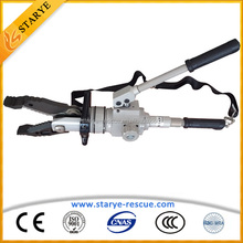 Traffic Accident Rescue Single Person Operated Combi Tool Hydraulic Rescue Combination