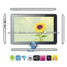 9 pulgadas de la tableta de doble núcleo HD con un medio manual de tablet pc 23