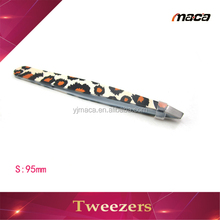 2015 Fashionable led lighted eyebrow tweezer