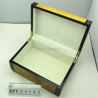 High Quality Wooden Veneer Gift Packaging Boxes