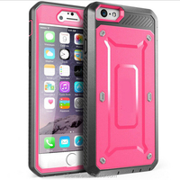 Wholesale for iphone 6 hard PC case slim armor back cover phone case pure color with ribbon mobile phone case for iphone 6 4.7