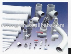 Jinan water supply or irrigating or cable usage pvc pipe & pipe fitting