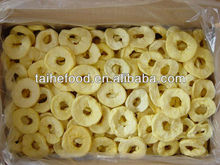 the good snack of dried apple ring