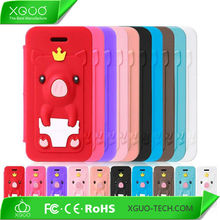 flip cover back plate for iphone 5