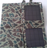 18W solar mobile power charger design for computuer and car battery with PCB protection