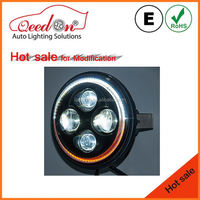 Qeedon OEM 7 inch pink for jeep led taillamp