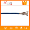 1.5mm pvc insulated pure copper conductor electric cable