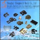 Usado em peças de automóvel que vendem de alta qualidade feita sob encomenda do metal clips u (u fixadores tipo de clipe de velo