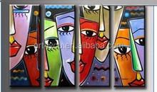 Indian canvas paintings/portrait oil paintings