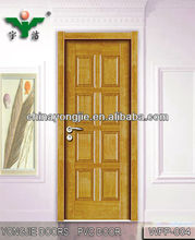 Solid wooden door frame making machine wooden door and window frame design
