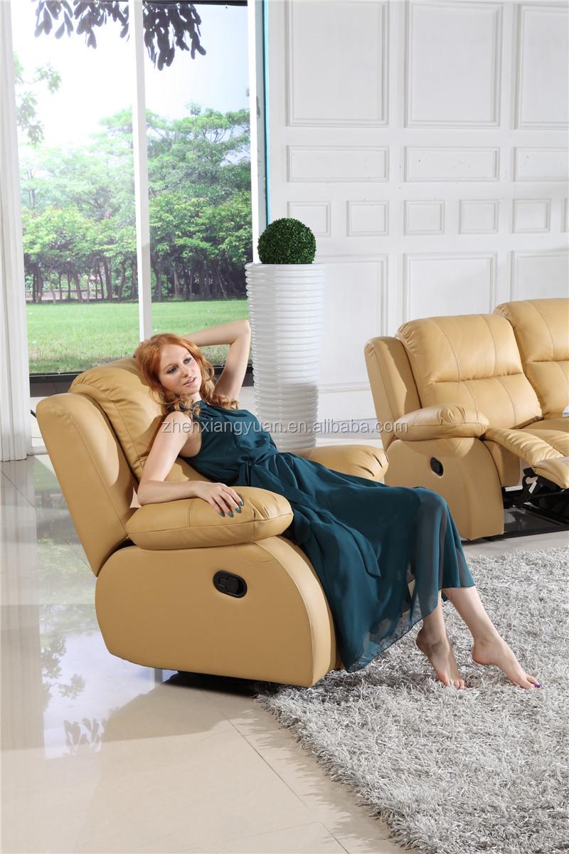 Muebles de la Sala giratoria mecedora reclinable sillones reclinable ...