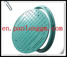 High quality custom manhole cover, cast iron manhole cover, water meter manhole cover
