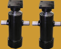 large heavy duty industry engineer hydraulic cylinder