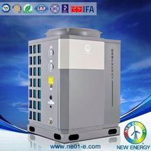 MLI heating system european air source heat pump evi split heating