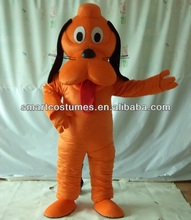 new arrival pluto mascot costume adult pluto dog costume