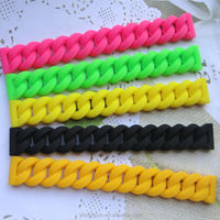 Fashion spiral rubber watch band, watch band parts, one direction watch fun loom rubber band manufacture