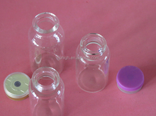 Hot sale mini 10ml glass vials with cover