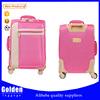 china supplier soft nylon travel bag 20'' 24'' 28'' big capacity luggage trolley bag