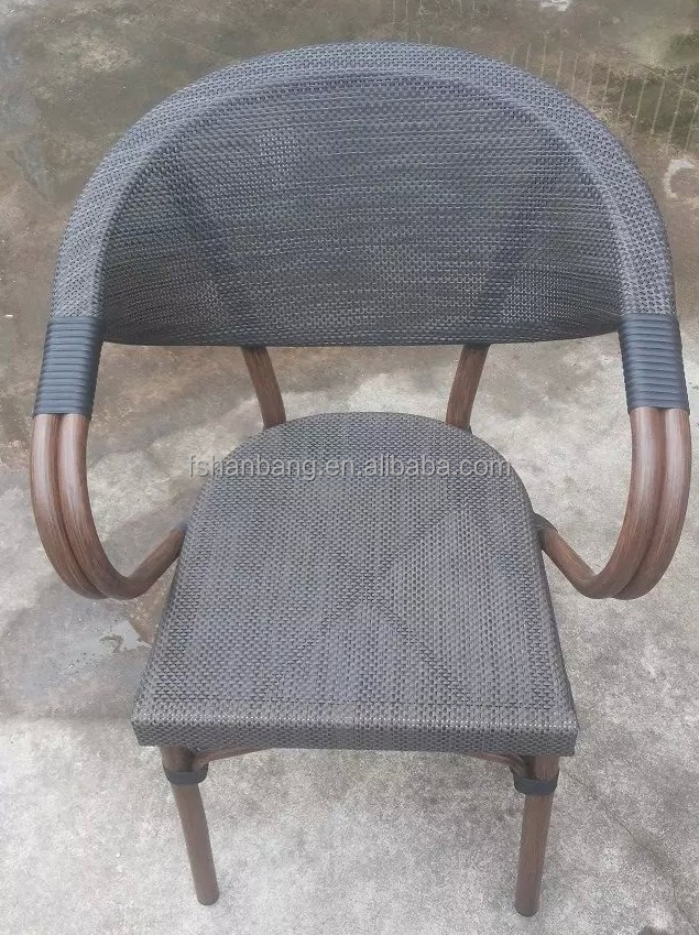 Woven Nylon mercial Outdoor Restaurant Caffe French Bistro Chair Buy