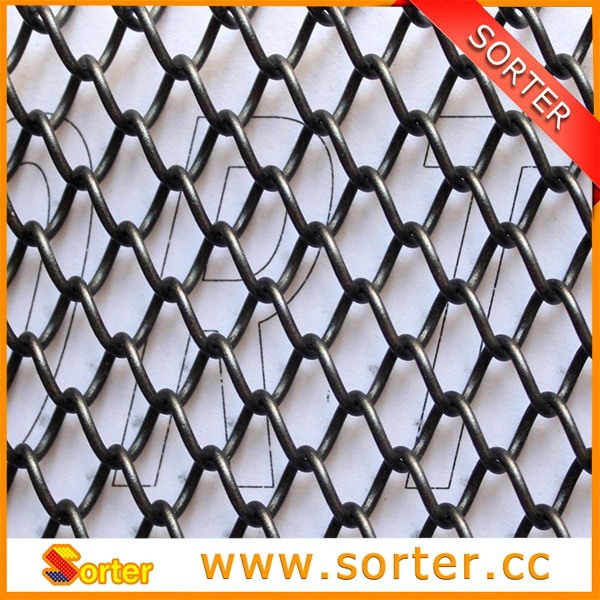 Decorative Chain Link Mesh Curtain