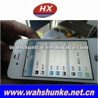 Complete lcd assembly front glass for iphone 4s wholesale