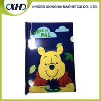 Gold supplier china L shape plastic file folder
