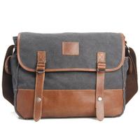 Canvas messenger bag for women, shoulder messenger bag, best messenger bag for college