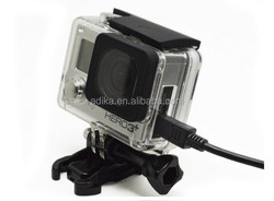GoPros Skeleton Protective case with Side-opening & Backdoor for GoPros 3+ ADK- GP241