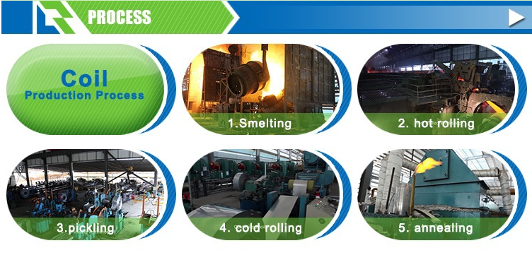 ss 304 304L hot rolled cold rolled stainless steel coil