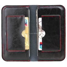 hot new products for 2015 for apple iphone 6 wallet bag pouch case leather skin case durable cowhid cover cases, alibaba express