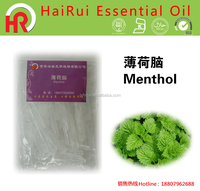 Best price with 99% mentol Used as food preservative
