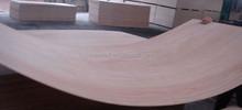 12mm pencil cedar veneer plywood with hardwood core MR glue