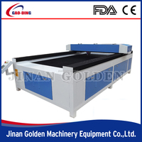 GT-C1325 processing wool machinery fabric laser cutting machine