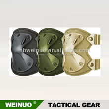 Tactical knee and elbow pads for military protection