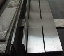 maltifunction used GB ASTM SUS DIN 304 stainless steel hot rolled or cold draw finish flat bar