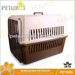 travel flight dog run kennel fc-1005