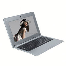 10inch cheap mini laptops wholesale dual core android 4.2 wifi laptop web camera Folding Portable Laptop Computer Table