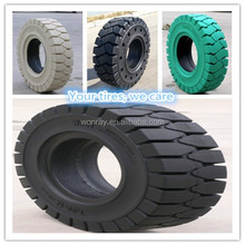 Best price quality assured solid cushion pneumatici shaped otr tyre 825x20
