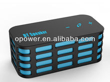 Wireless Stereo Bluetooth Speaker With Touch Screen Active Waterproof Bluetooth Speakers