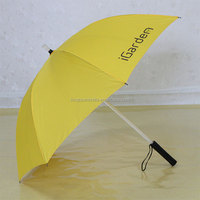 fiber optic lover solar umbrella light