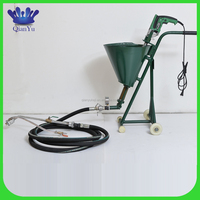 Top quality concrete spraying machine for sale