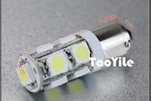 Competitive BA9S 5050 9SMD LED light auto parts led lamp bulbs clearance signal indication led light