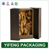 Two-way open Paper Wine Box High Grade Wholesale Hot Product Paper Packaging Box