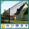 Welded reinforced railway ornamental aluminum fence