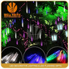 Rain Tree Garden Festival Decorate Light Mini LED tube Strip, solar led outdoor landscape light up palm tre