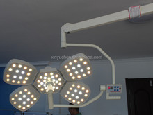 XYC(Xinyuchen) Factory!! LED5 Flower Type Ceiling mounted single dome OT lamp, surgical light, led operation lamp for ot