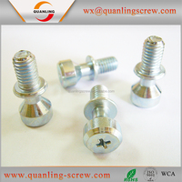 Wholesale in china flat special pozidrive screw