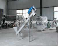 LSJ fruit and vegetable screw conveyor