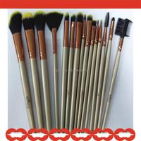 facial care lady makeup blush brush